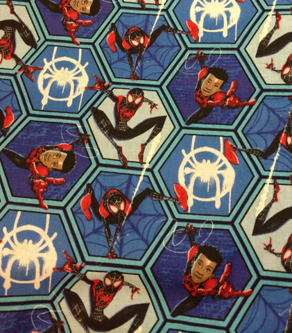 Spiderman Miles Morales Reusable Pads