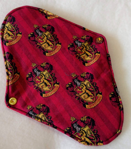 Harry Potter Gryffindor Reusable Pads