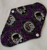 Skeleton Cameo Reusable Pads