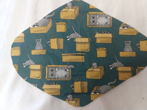Cats in Boxes Reusable Pads