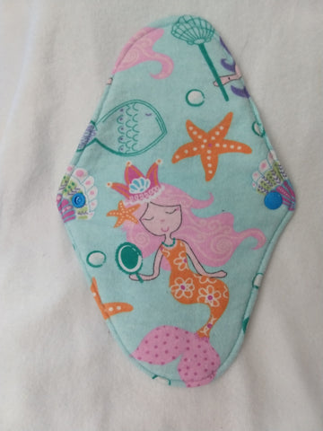 Flannel Mermaid Standard Pad