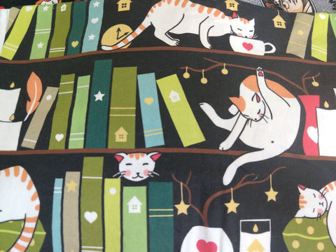 Library Cats Reusable Pads