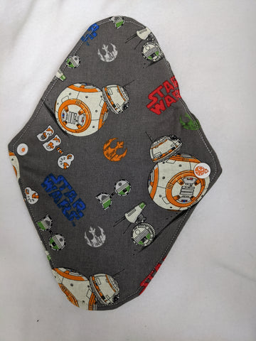 BB-8 and D-0 Standard Pad
