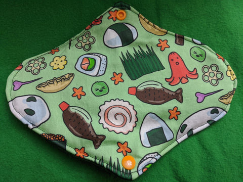 Sushi Reusable Pads