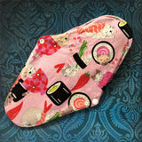 Sushi Cats Reusable Pads