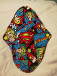 Supergirl Reusable Pads