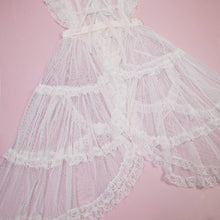 Load image into Gallery viewer, [Pre-Order] 'L'amant' Kaneko Net Lace Apron