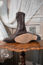 Load image into Gallery viewer, [Pre-order] Edwardian Era Antique-style Boots