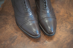 [Pre-order] Edwardian Era Antique-style Boots