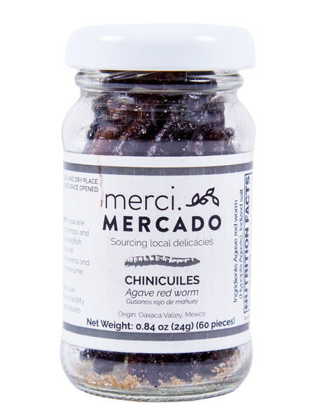MerciMercado Chinicuiles 60 Pieces
