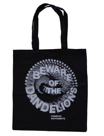 Beware of the Dandelions Tote Bag
