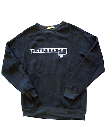 Emergence sweatshirt