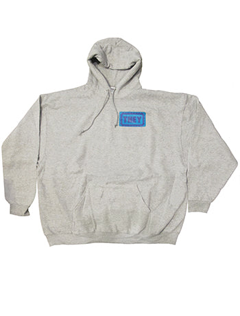 Gray They/Them Hoodie