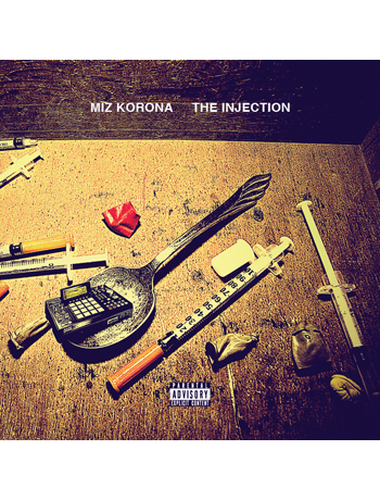 "Miz Korona - ""The Injection"" CD"