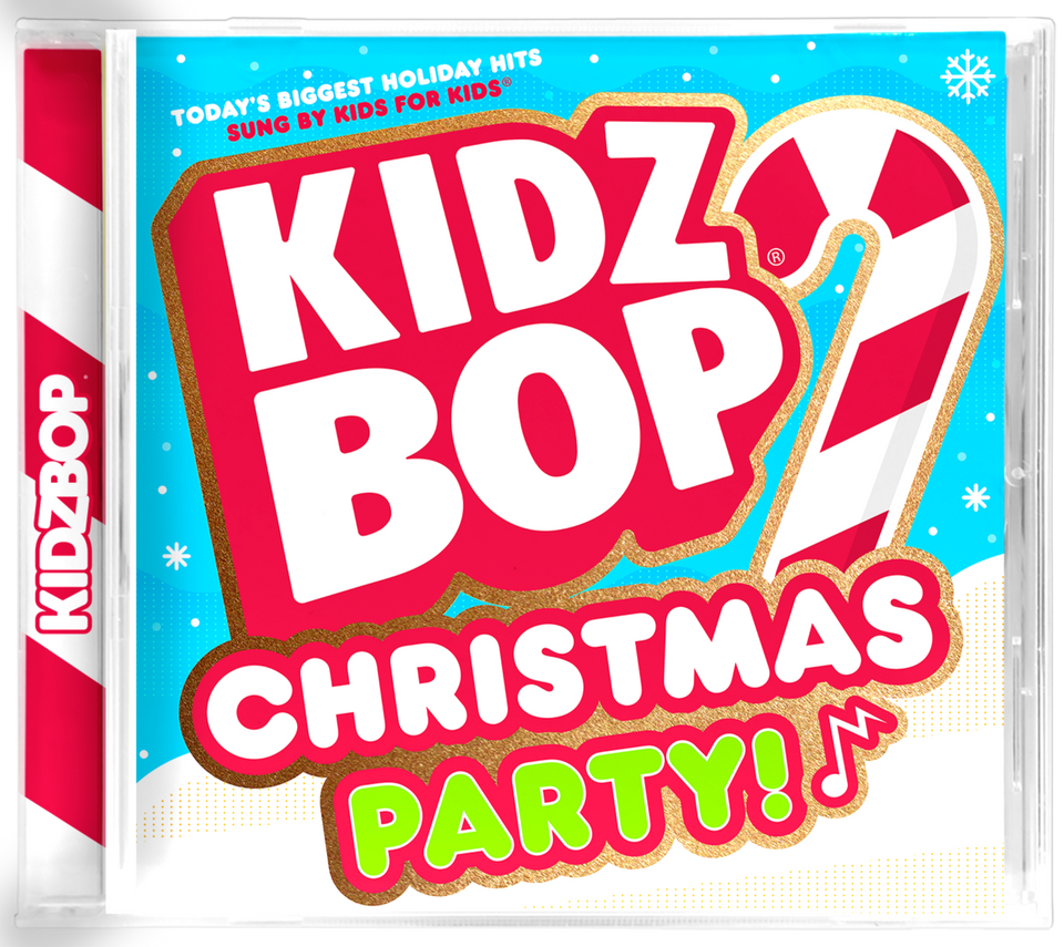 KIDZ BOP Christmas Party! [2020] - CD