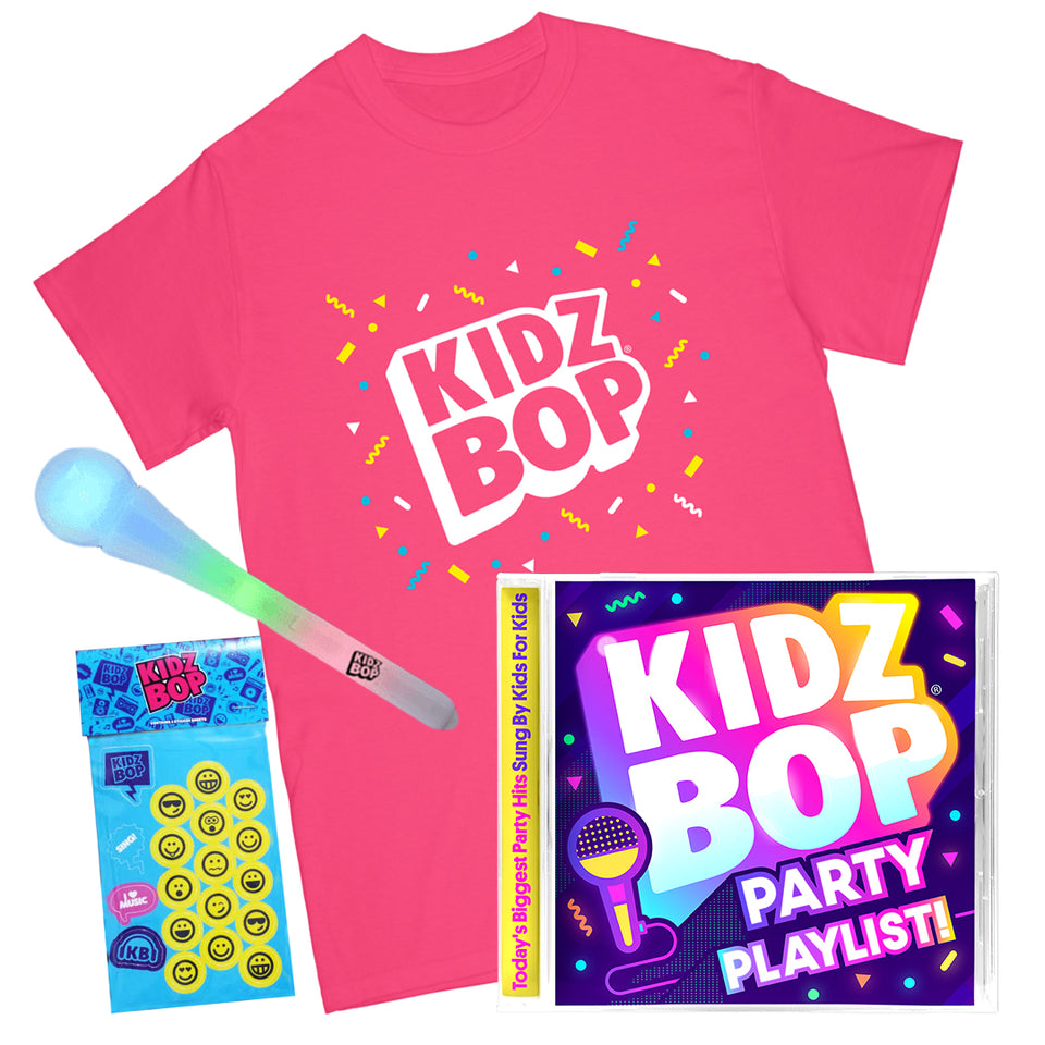 KIDZ BOP Party Playlist! Awesome Bundle