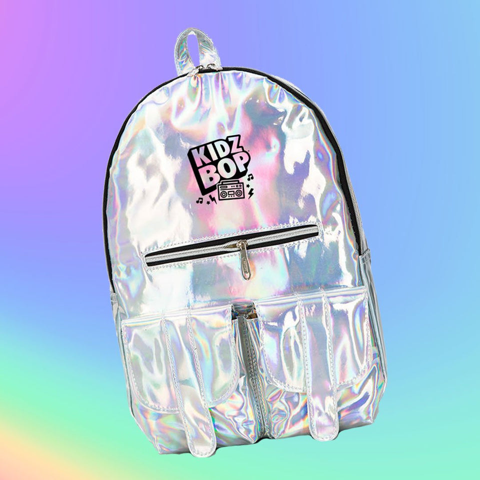 KIDZ BOP Iridescent Backpack