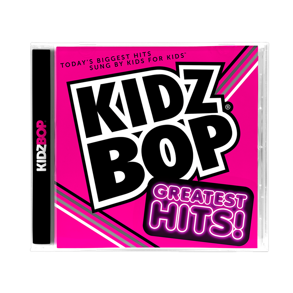 KIDZ BOP Greatest Hits! - CD