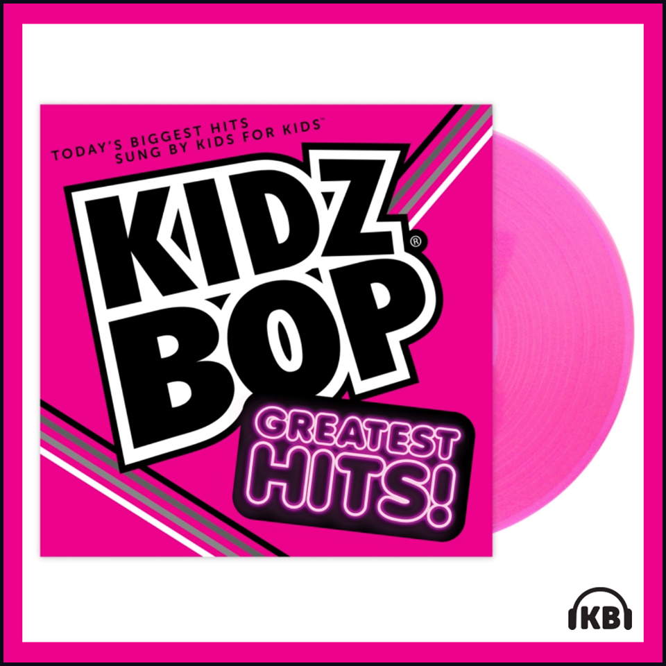 KIDZ BOP Greatest Hits! - Vinyl