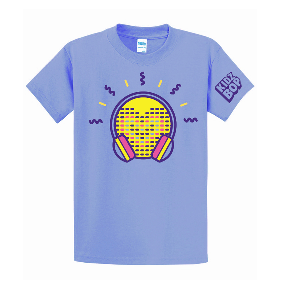 All-Time Greatest Hits - Headphones and Hearts Youth Tee Shirt [PRE-ORDER]