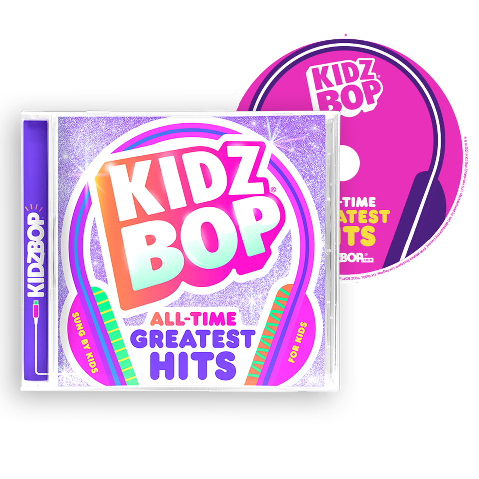 KIDZ BOP All-Time Greatest Hits - CD [PRE-ORDER]
