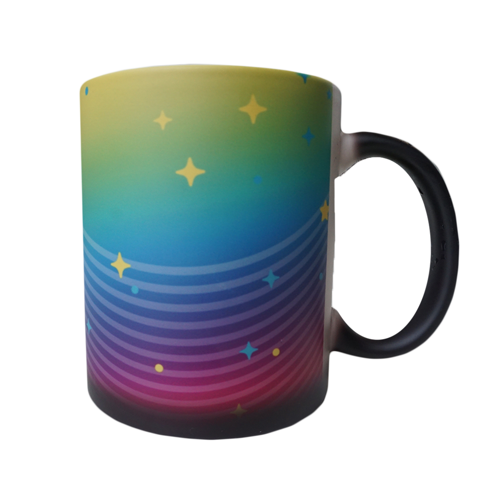 KIDZ BOP Color Changing Hot Cocoa Mug