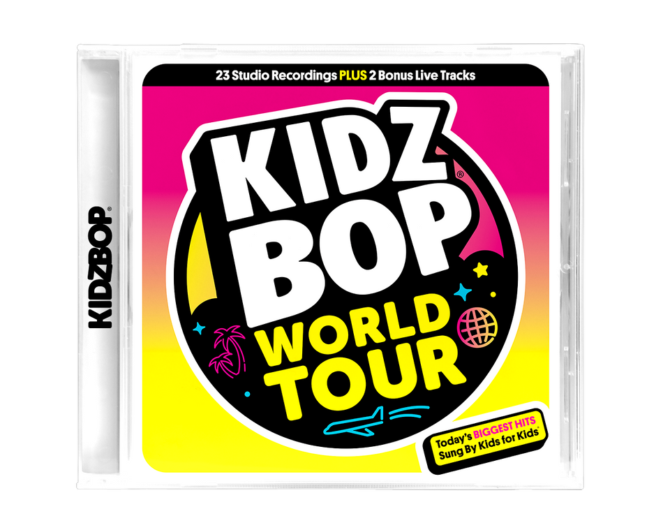 KIDZ BOP World Tour - CD