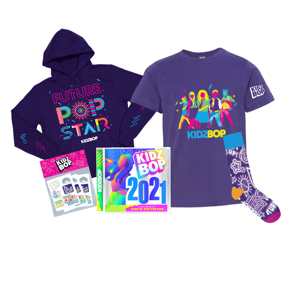 KIDZ BOP 2021 Ultimate Bundle