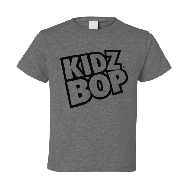 Grey Logo Toddler Tee