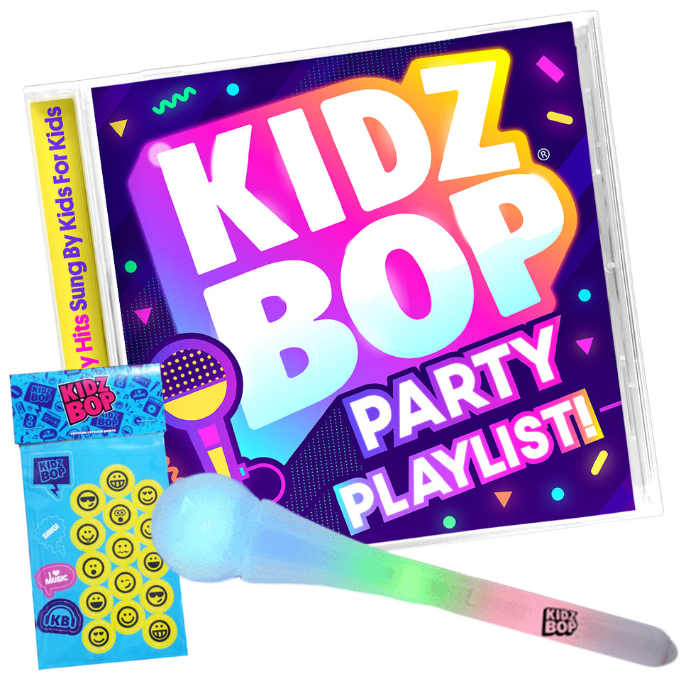 KIDZ BOP Party Playlist! Super Bundle