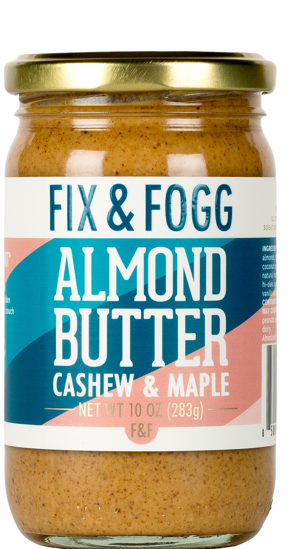Almond Cashew and Maple