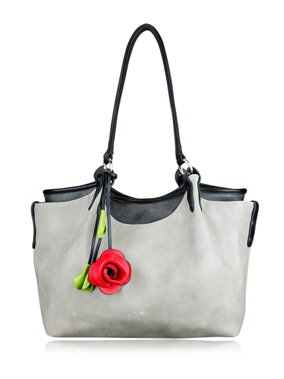 Harmony Handbag Grey