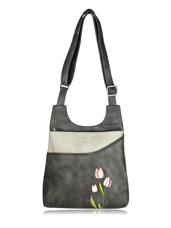 Tulip Messenger Grey