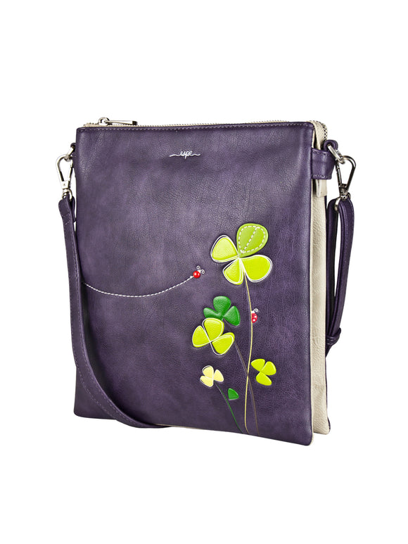 Lir Cross-body Purple
