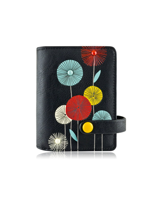 Windmill small wallet black