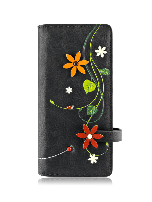 Dandi long wallet black