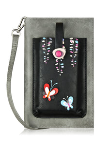 Spring iSmart Purse Black