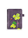 Lir small wallet purple