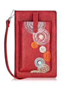 Bizzy Ismart Purse Red