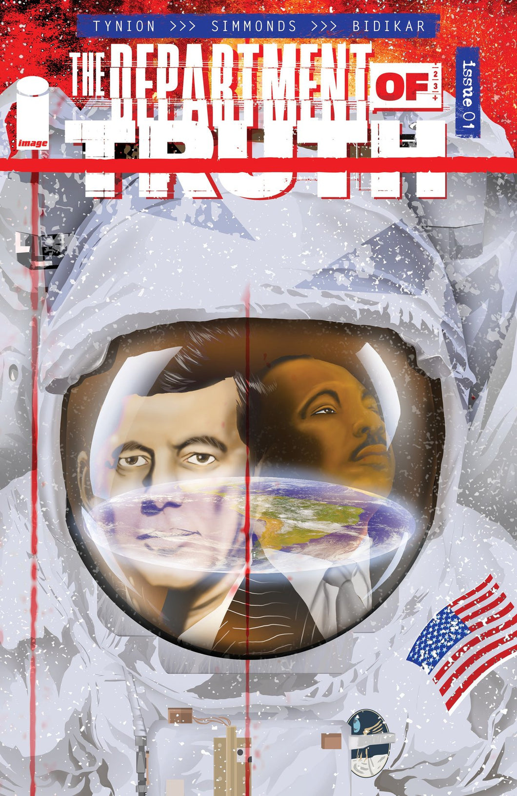 The Department of Truth #1 Rookwood Variant (2020)