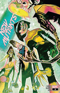 "New Mutants #9 DX First Natashia ""Tashi"" Repina (2020)"