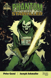 Phantom Starkiller #1 Webstore Exclusive Christian Dibari Variant (2020)