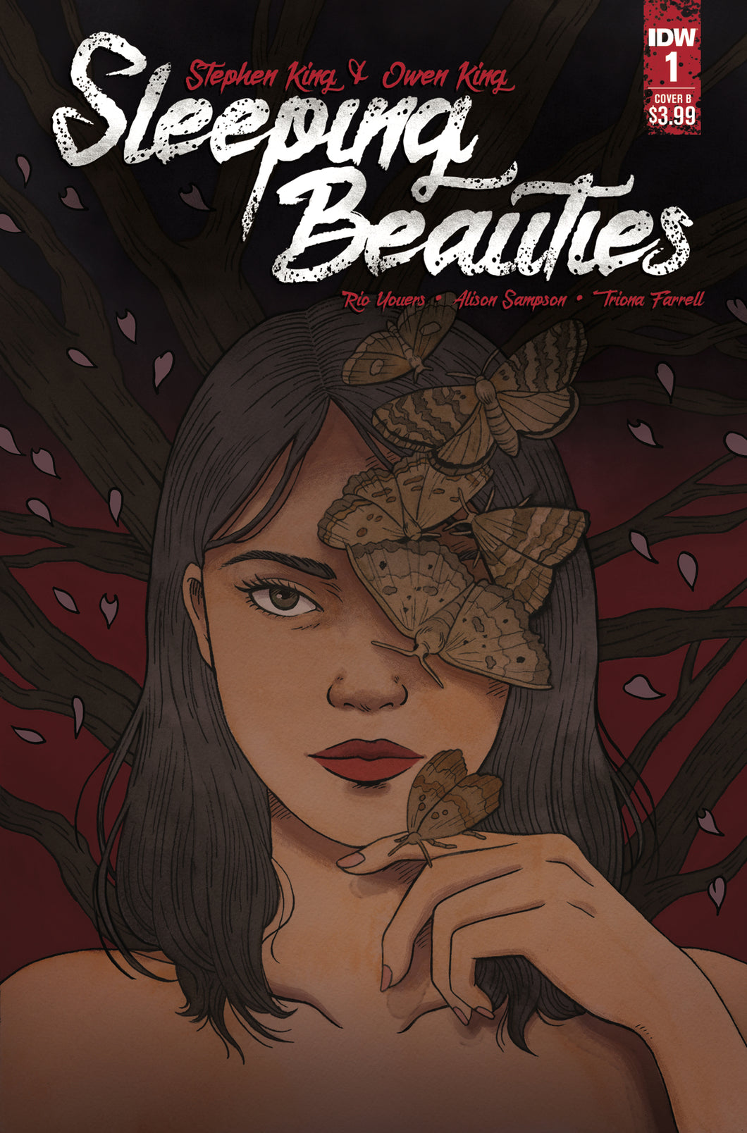 Sleeping Beauties #1 Jenn Woodall Variant (2020)