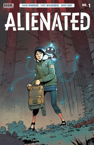 Alienated #1 Bengal Variant (2020)