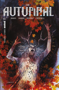 Autumnal #1 2nd Print Simmonds Variant (2020)