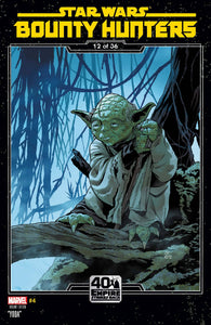 Star Wars Bounty Hunters #4 Sprouse Empire Strikes Back Variant (2020)