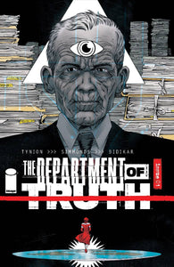 The Department of Truth #1 Shalvey 1:10 Incentive Variant (2020)