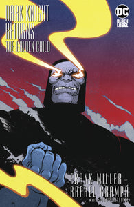 Dark Knight Returns The Golden Child #1 1:10 Variant (2019)