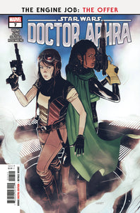Star Wars Doctor Aphra #7 1st Appearance Wen Delphis (2021)