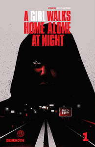 A Girl Walks Home Alone at Night #1 Set – Limited & Incentive Covers (2020)